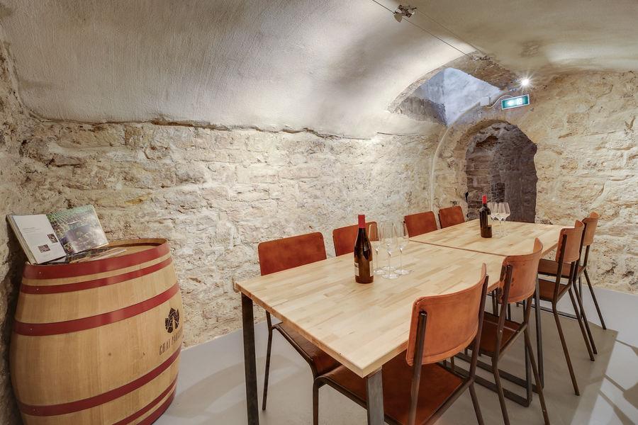 Chai Parisien Cave 1 - Amphore