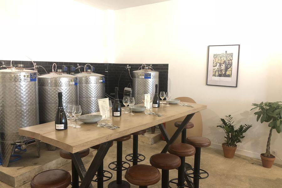 Chai Parisien Chai - Table