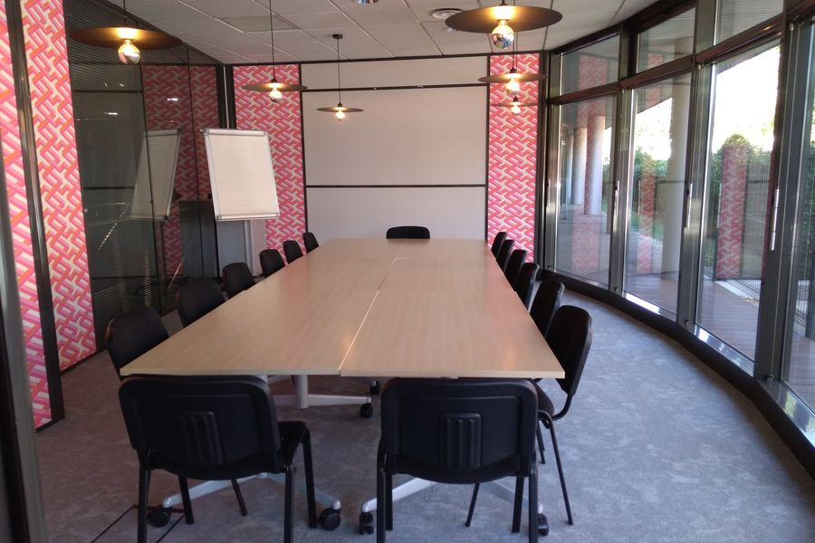 JDS Center Lyon Sud Oullins Salle de séminaire