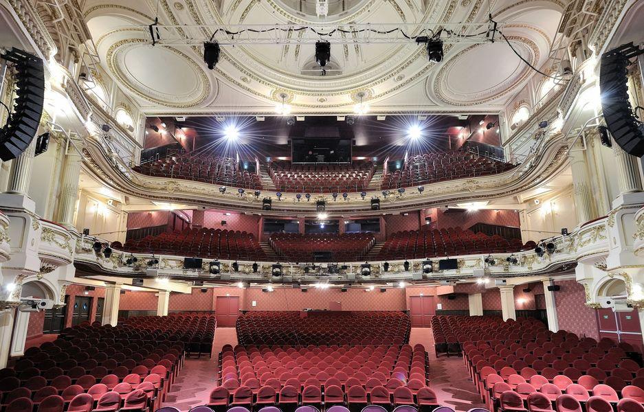 Théâtre Mogador Auditorium du Théâtre Mogador