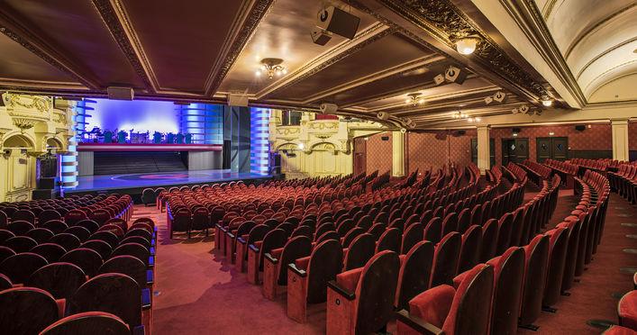 Auditorium du Théâtre Mogador