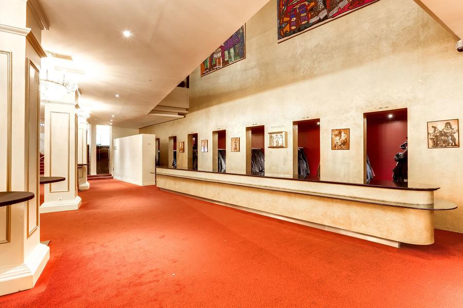 Théâtre Mogador Foyer Victoire (E)
