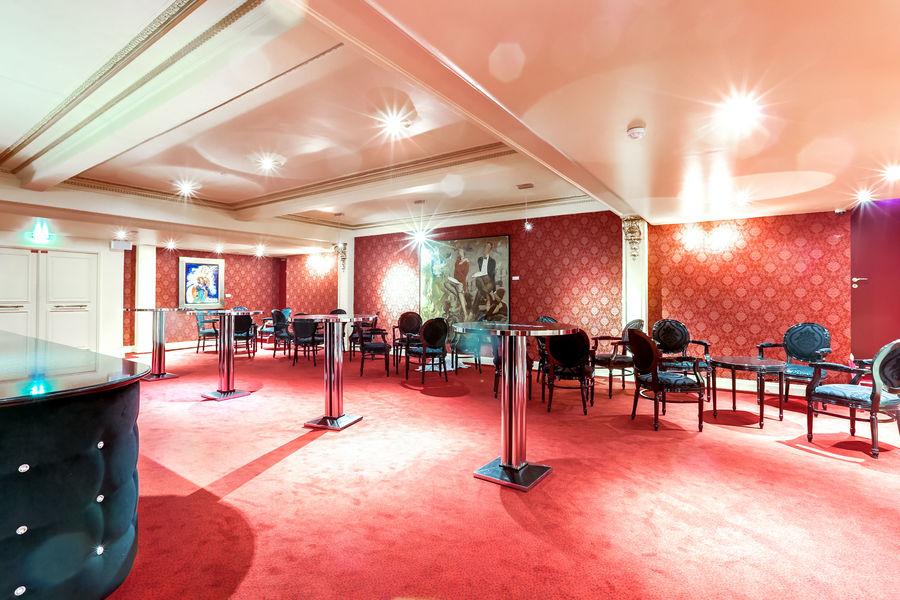 Théâtre Mogador Salon Barbara