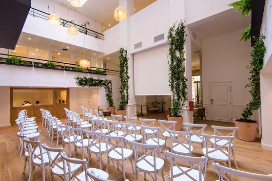 Votre propre événement dans l'Atrium The Babel Community