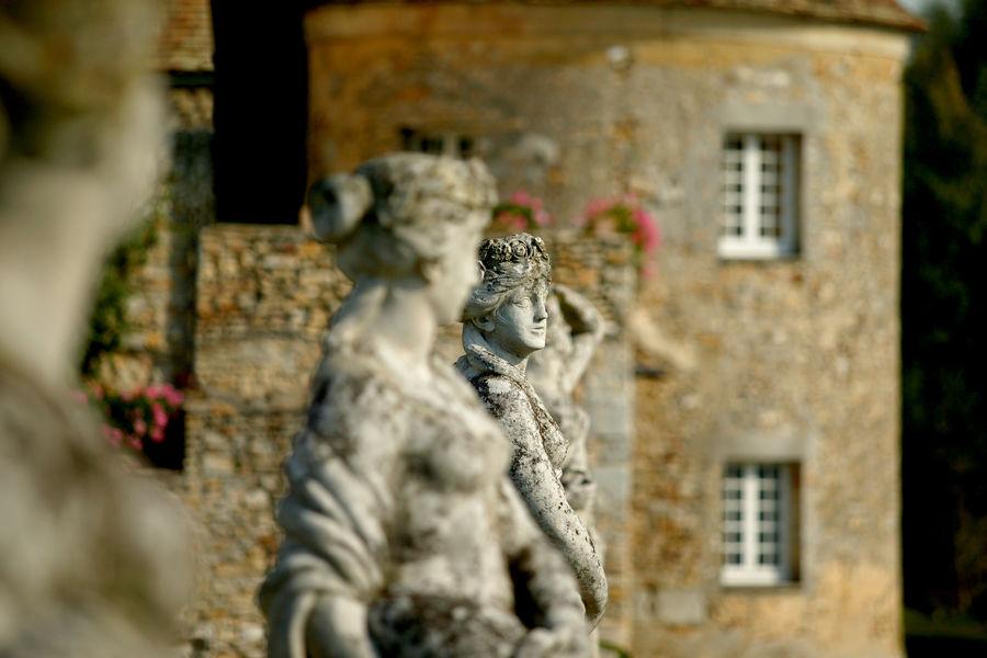 Château de Villiers-le-Mahieu **** 2