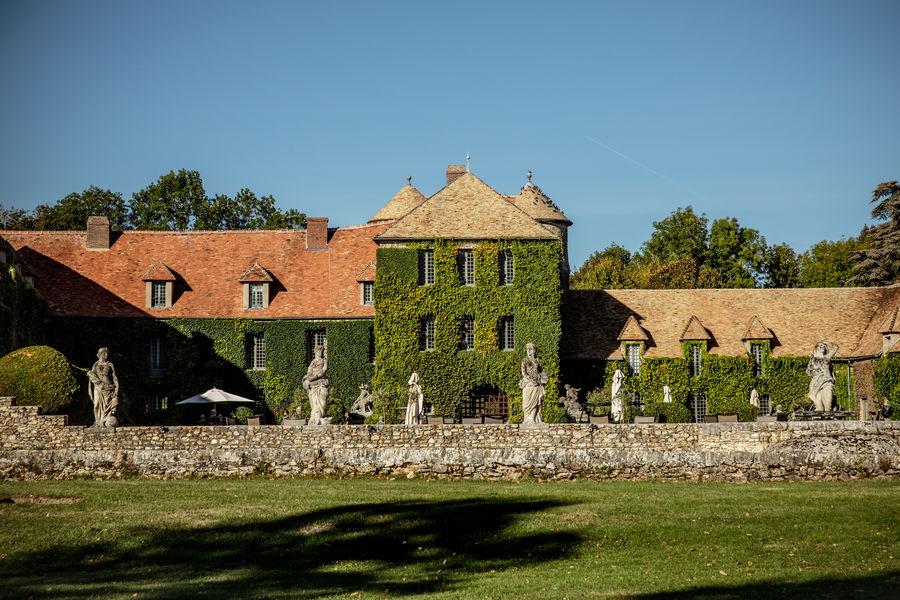 Château de Villiers-le-Mahieu **** 19