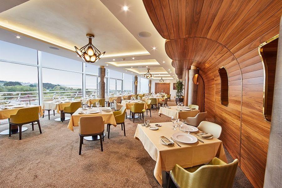 Miramar La Cigale Restaurant Le Safran Miramar La Cigale