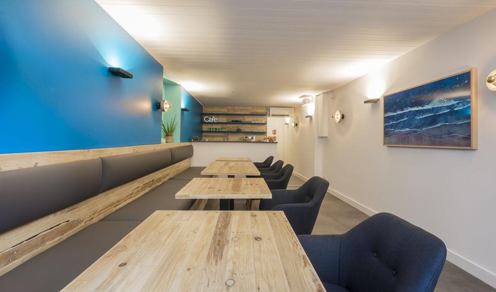 Maison Hercé Espace Café