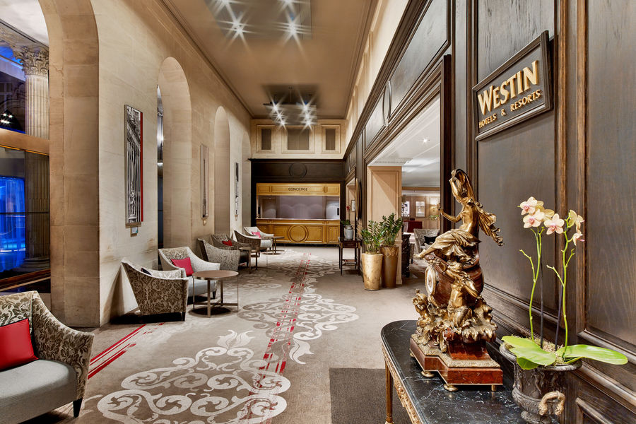 The Westin Paris - Vendôme **** Lobby