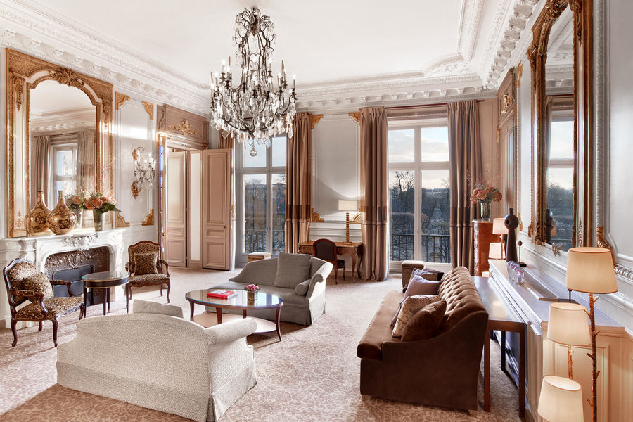 The Westin Paris - Vendôme **** Royal Suite