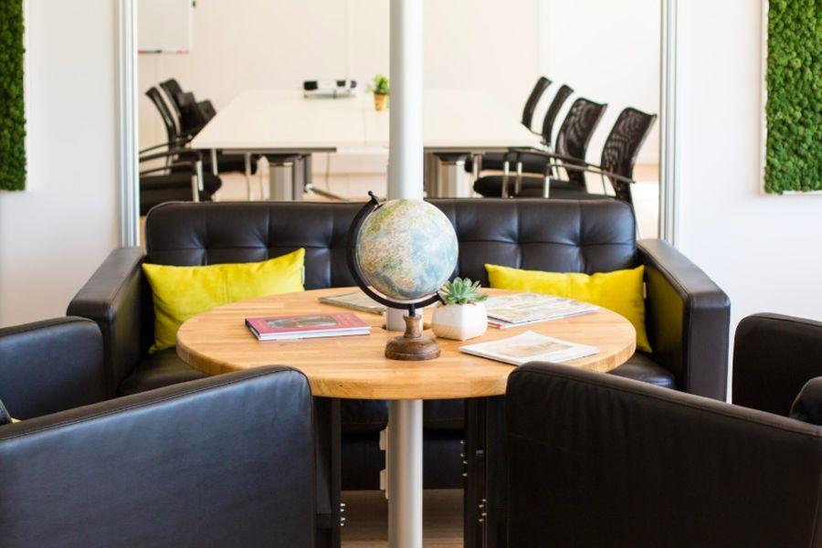 Centre Atlas Espace lounge