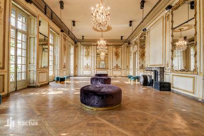 Le Salon d'Honneur / Rez-de-Chaussée