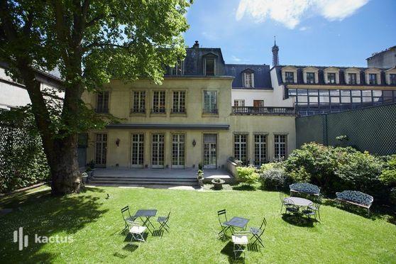 Le Jardin / Rez-de-Chaussée
