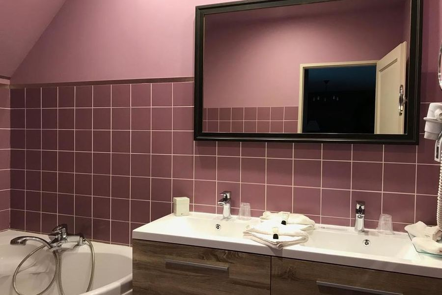 Manoir de la Poterie Salle de bain