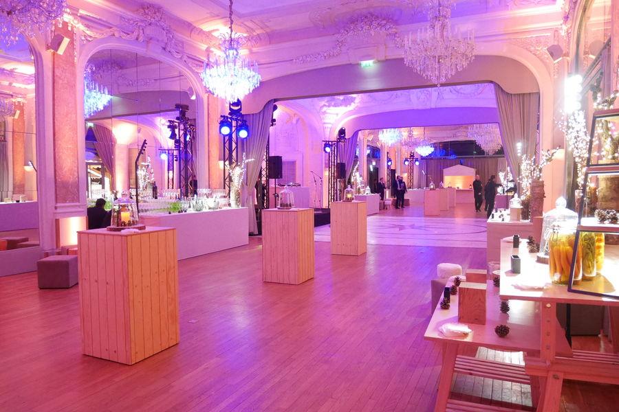 Pavillon Dauphine Saint Clair Salon Dauphine