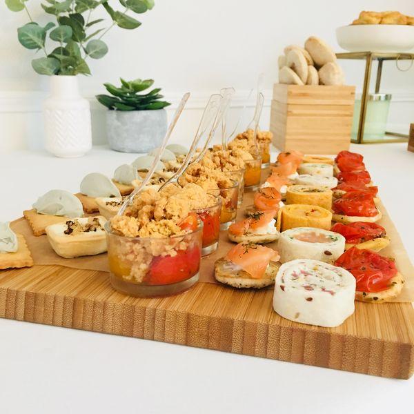 La Rive Lyon Planche culinaire