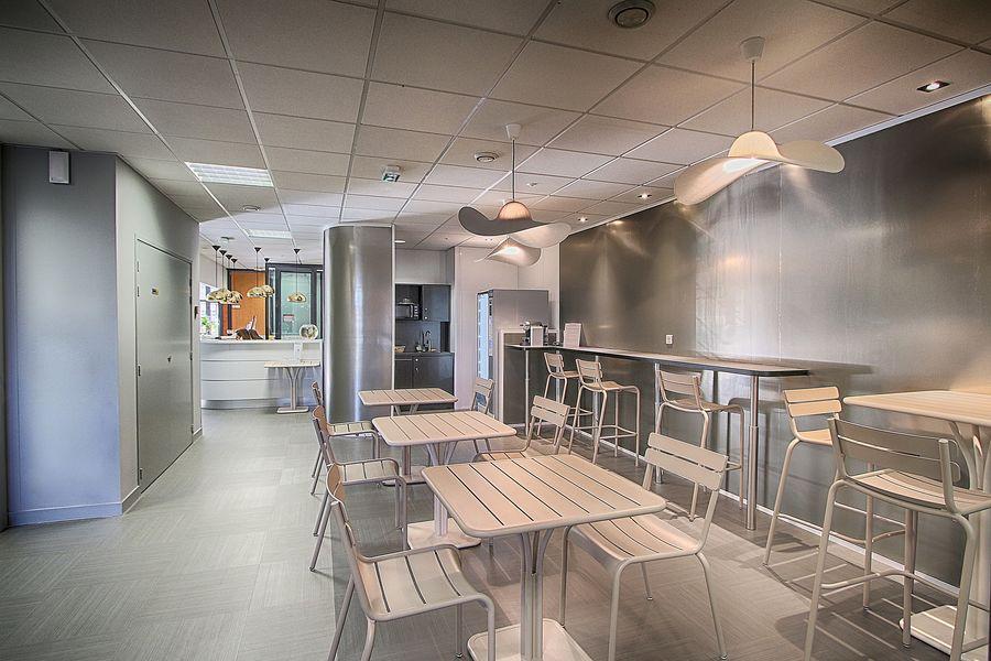Baya Axess Notre espace cafétéria