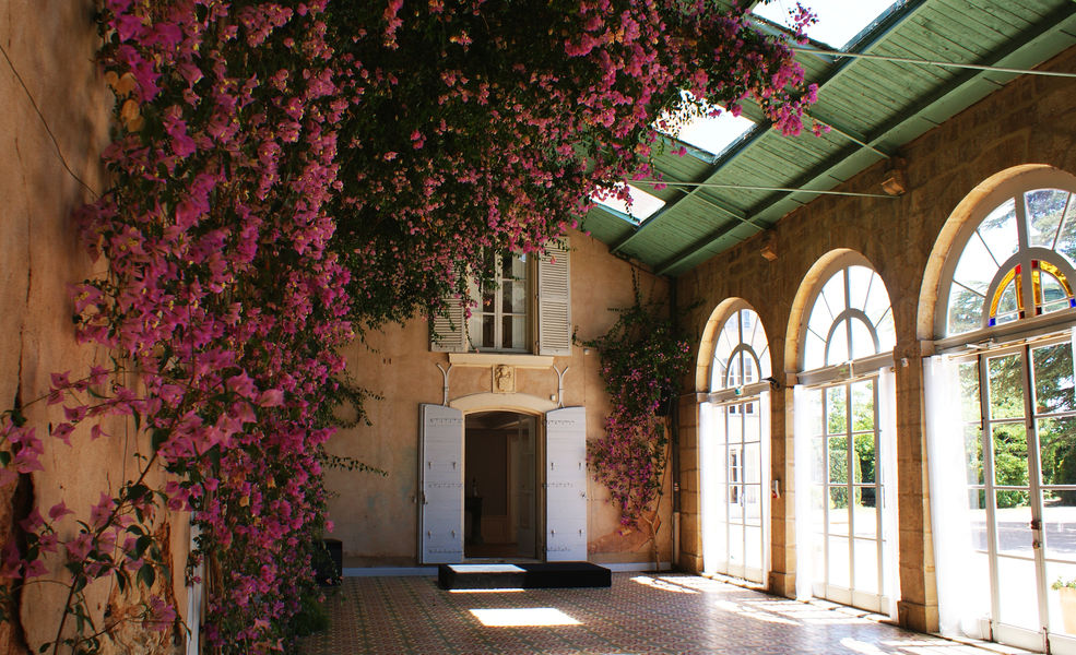 Château d'Alphéran Orangerie