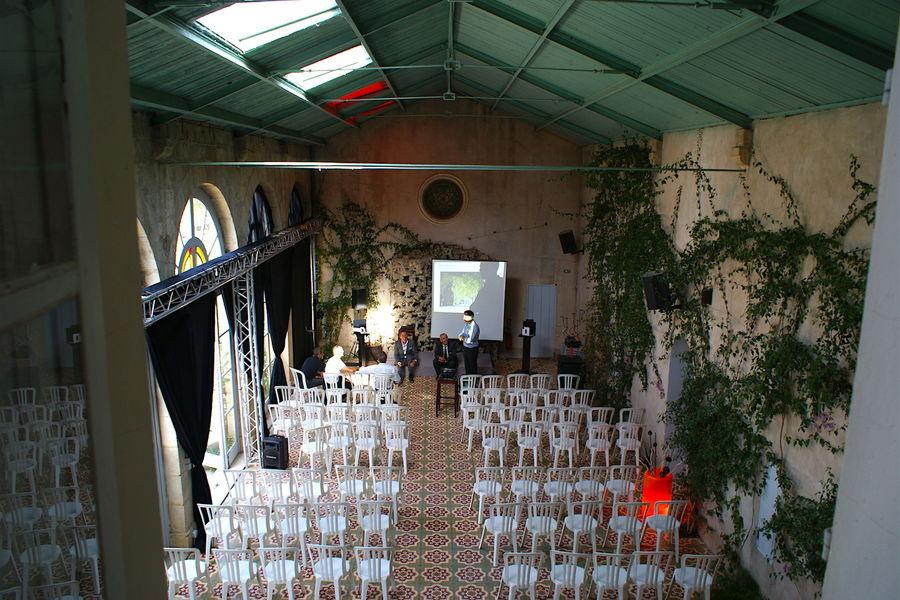 Château d'Alphéran Conférence