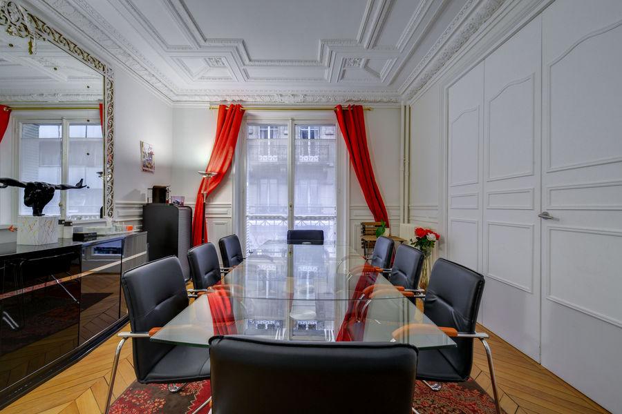 Appartement haussmannien, CNA 9