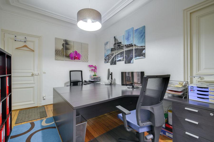 Appartement haussmannien, CNA 7
