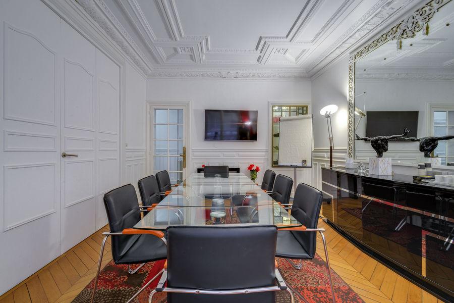 Appartement haussmannien, CNA 6