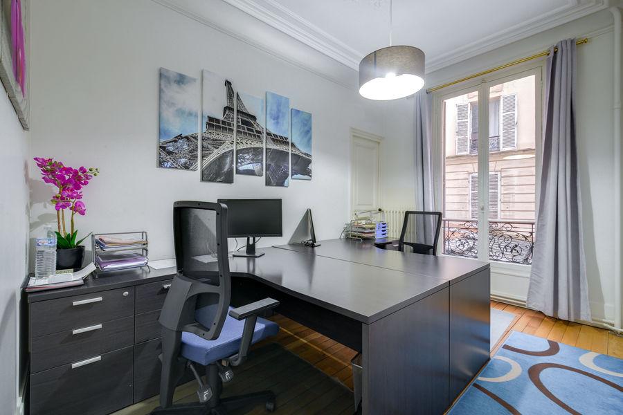 Appartement haussmannien, CNA 10