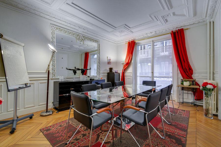 Appartement haussmannien, CNA 5