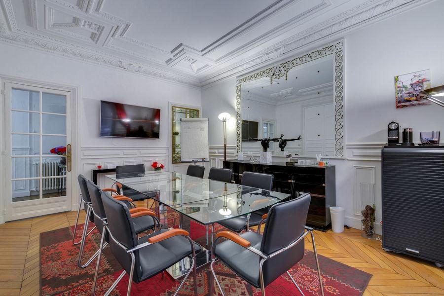 Appartement haussmannien, CNA 11