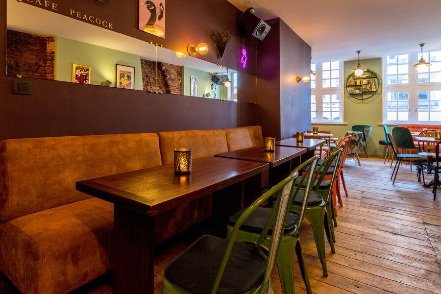Café Peacock 6