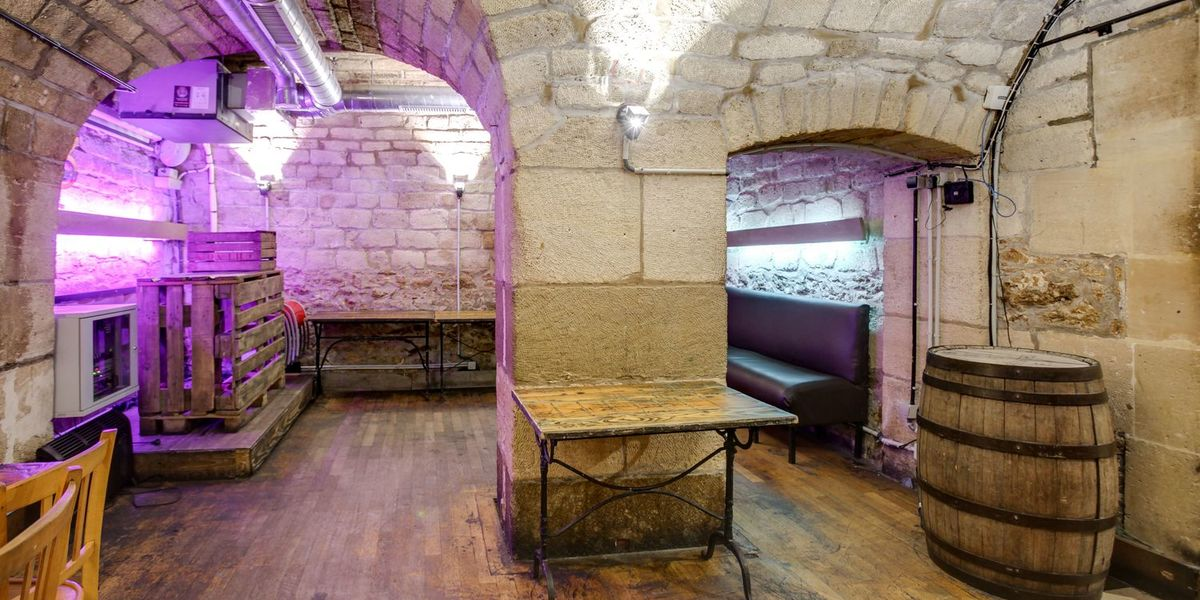La Grange Cave voutée