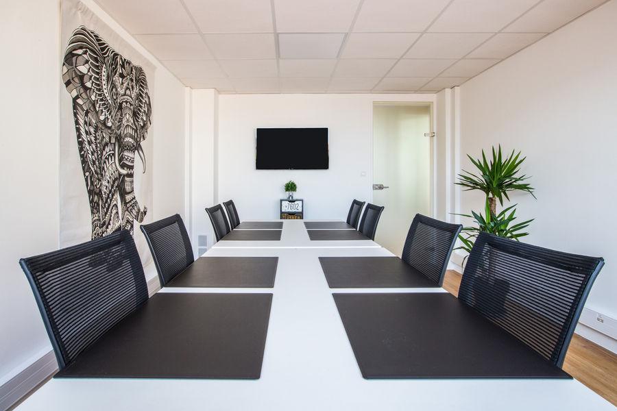 Centre Atlas Salle de réunion coworking