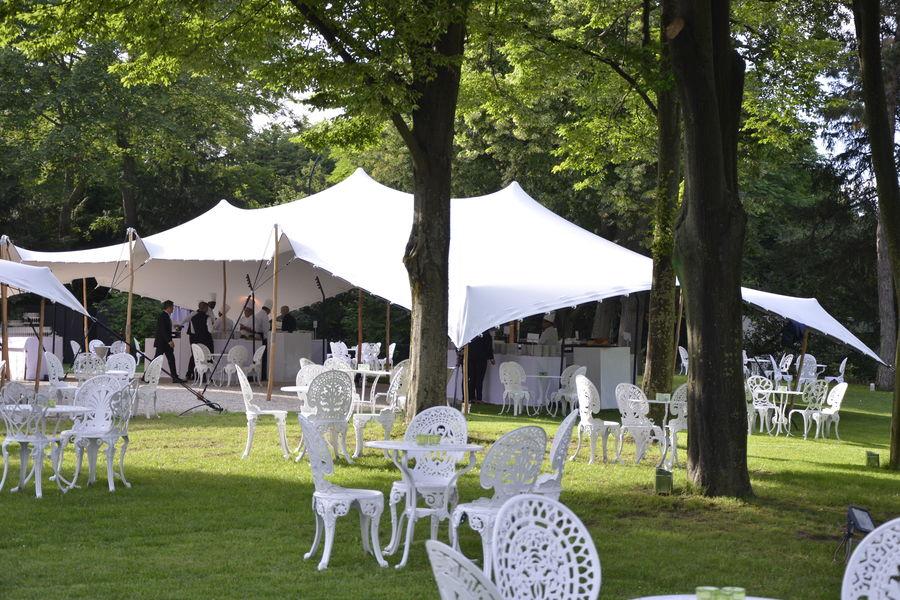 Pavillon Dauphine Saint Clair les jardins