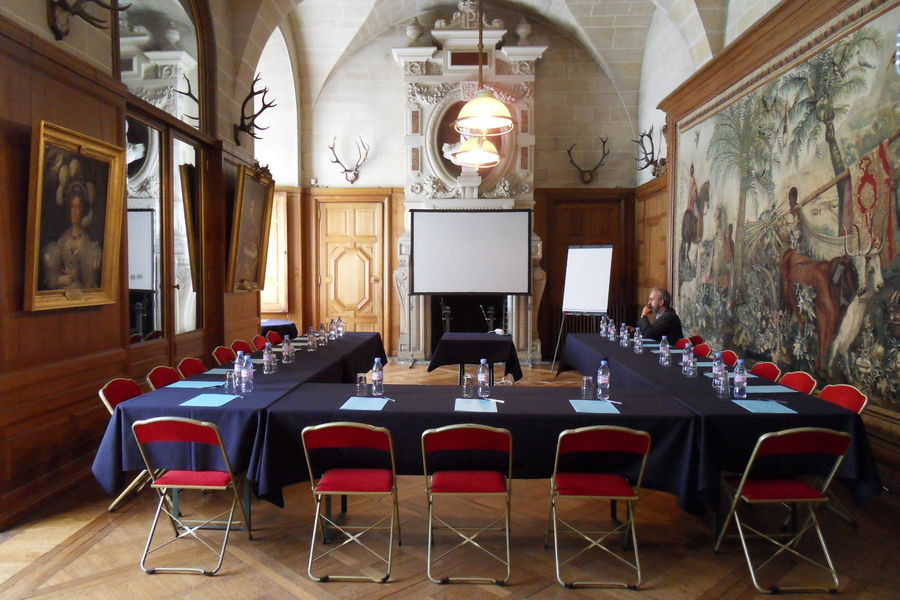 Le Domaine de Chantilly Salon du Roi - Château