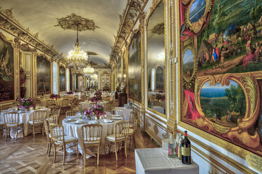 Le Domaine de Chantilly Galerie des Batailles - Château
