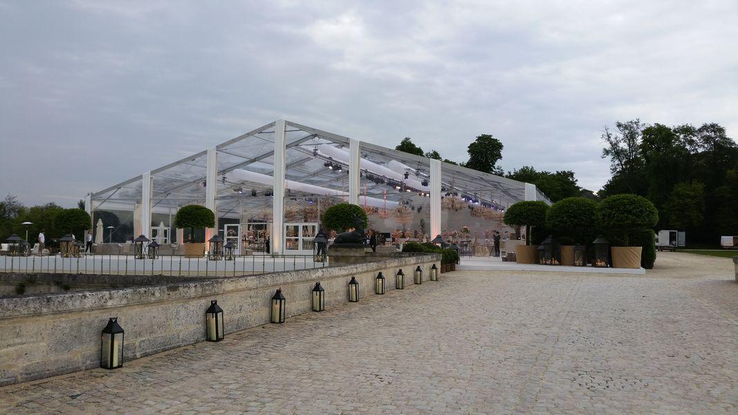 Le Domaine de Chantilly Terrasse d'Enghien - Parc