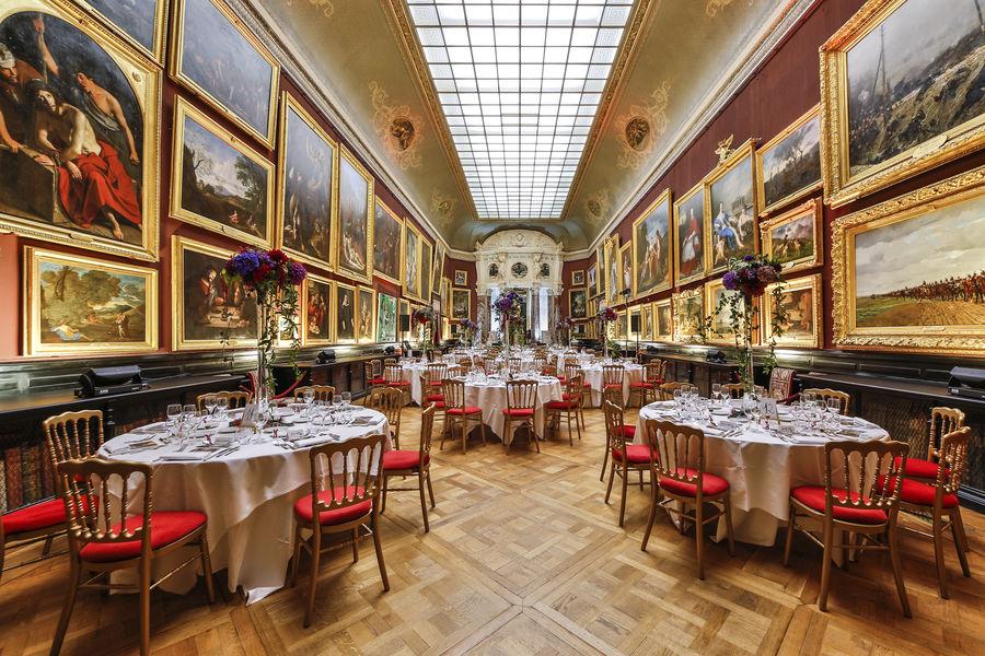 Le Domaine de Chantilly Galerie de Peinture - Château