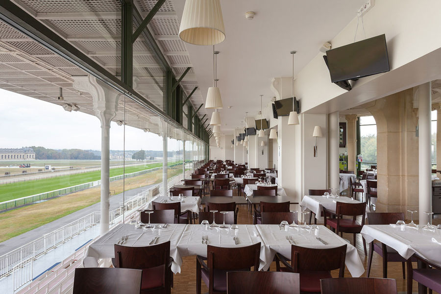 Le Domaine de Chantilly Restaurant  - Hippodrome