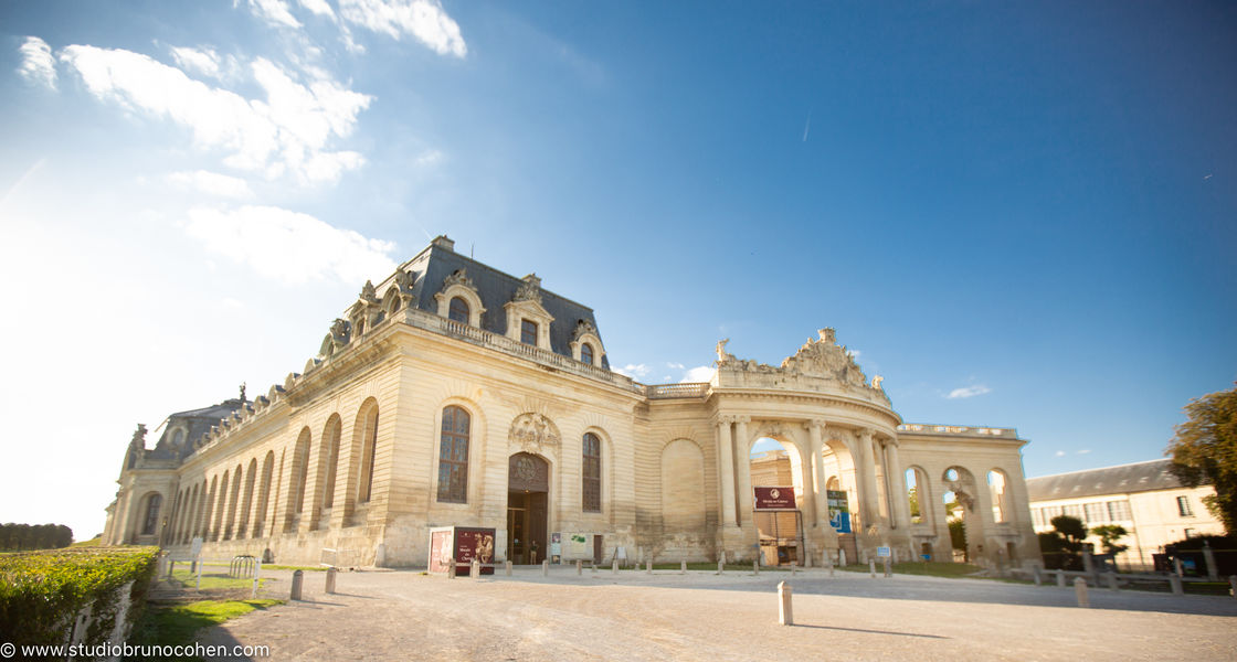 Le Domaine de Chantilly Grandes Ecuries de Chantilly