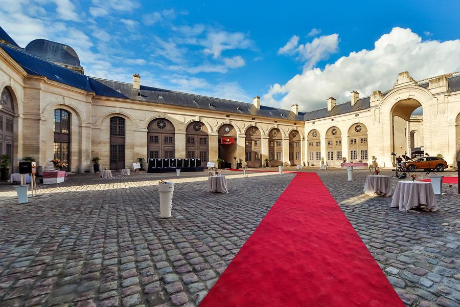 Le Domaine de Chantilly Cour des Remises - Grandes Écuries