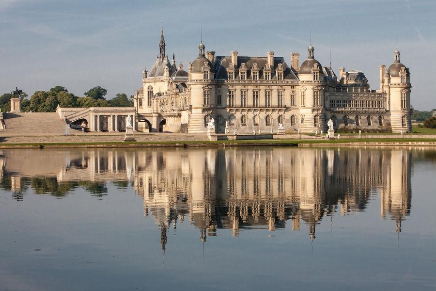 Le Domaine de Chantilly Château de Chantilly