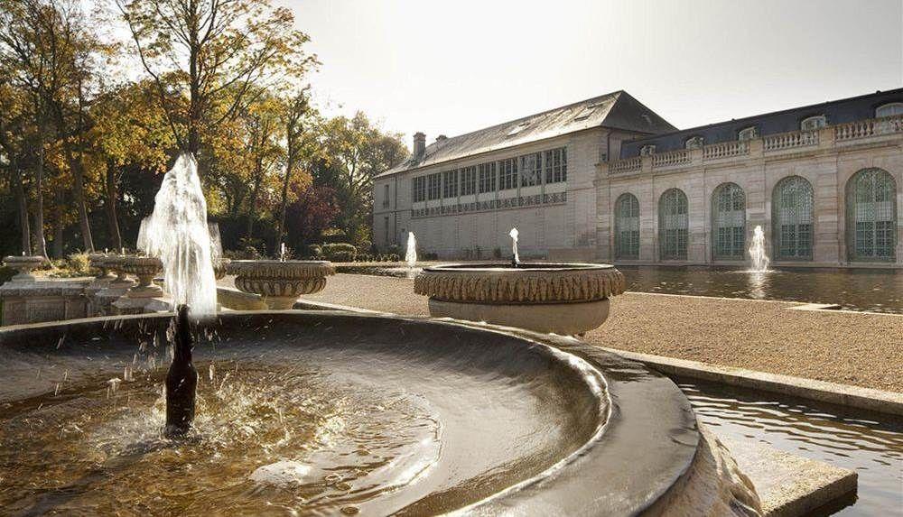 Le Domaine de Chantilly Jeu de Paume