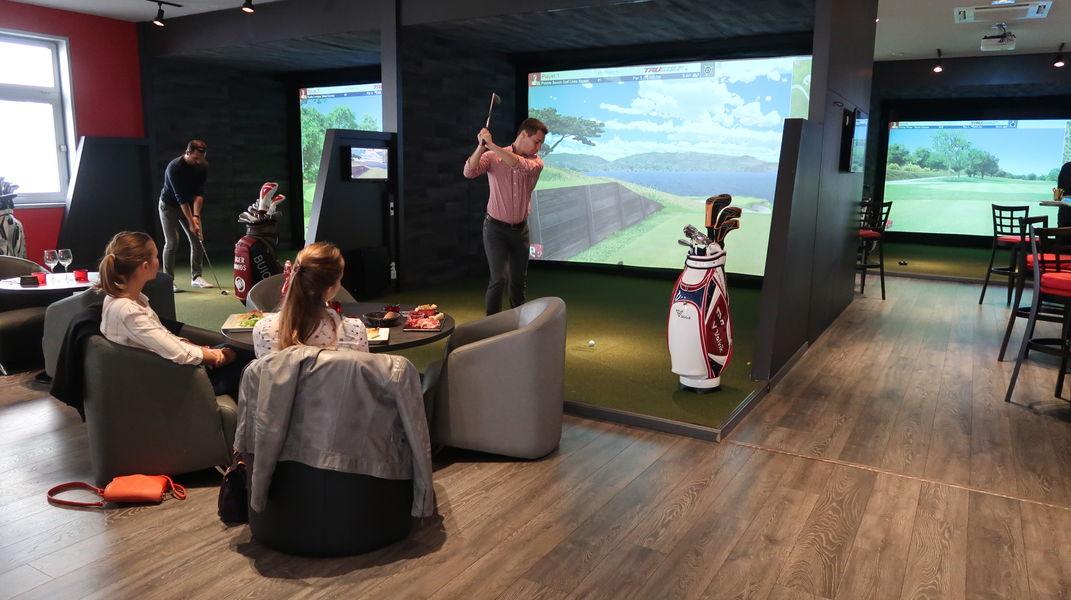 Golf en Ville Salle de Séminaire - Activités Golf