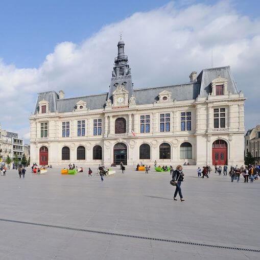 Patagos L'Appart' Mairie de Poitiers