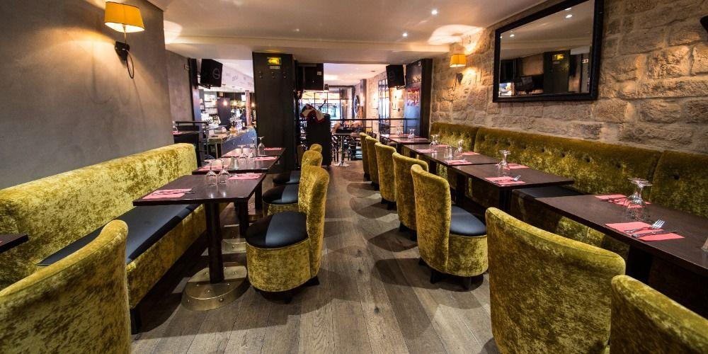 Le Café du Chatelet Mezzanine