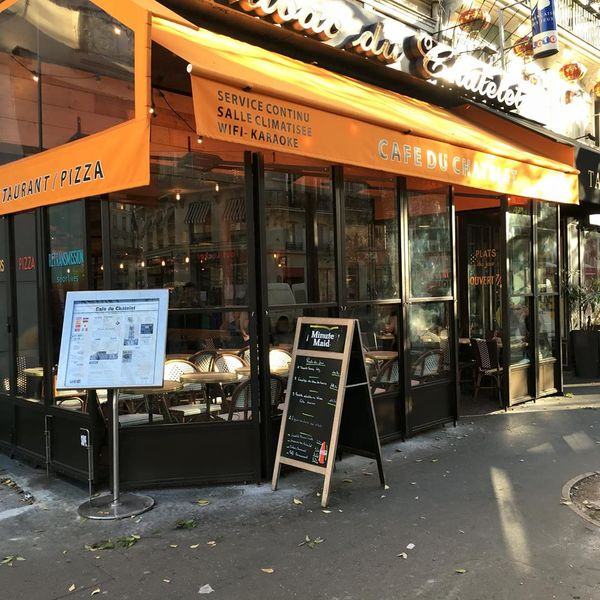 Le Café du Chatelet Le Café du Chatelet