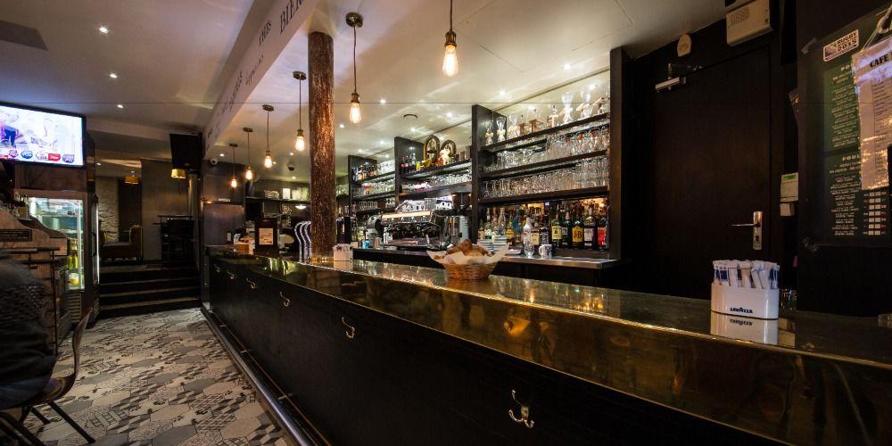 Le Café du Chatelet Bar