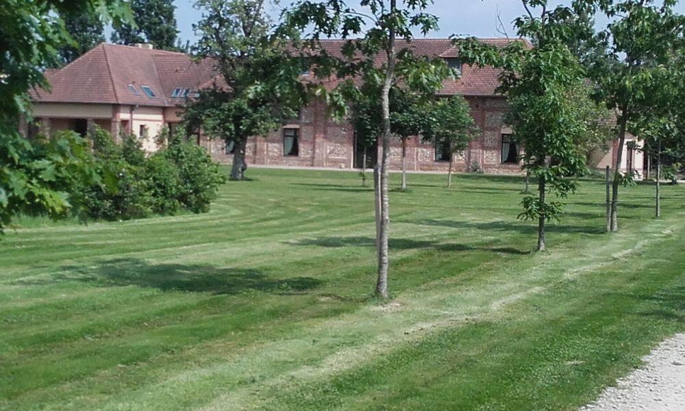 Le Domaine de la Petite Haye La Grange du Domaine de la Petite Haye