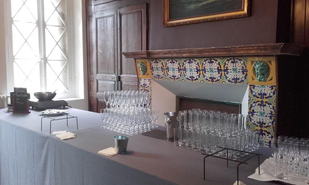 Le Domaine de la Petite Haye Cocktail Château