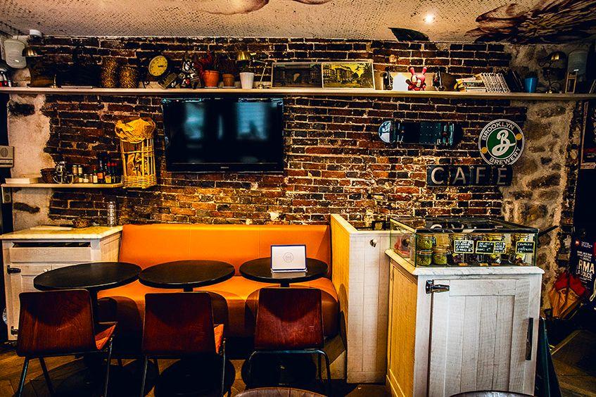 L'appartement Saint Martin Bar